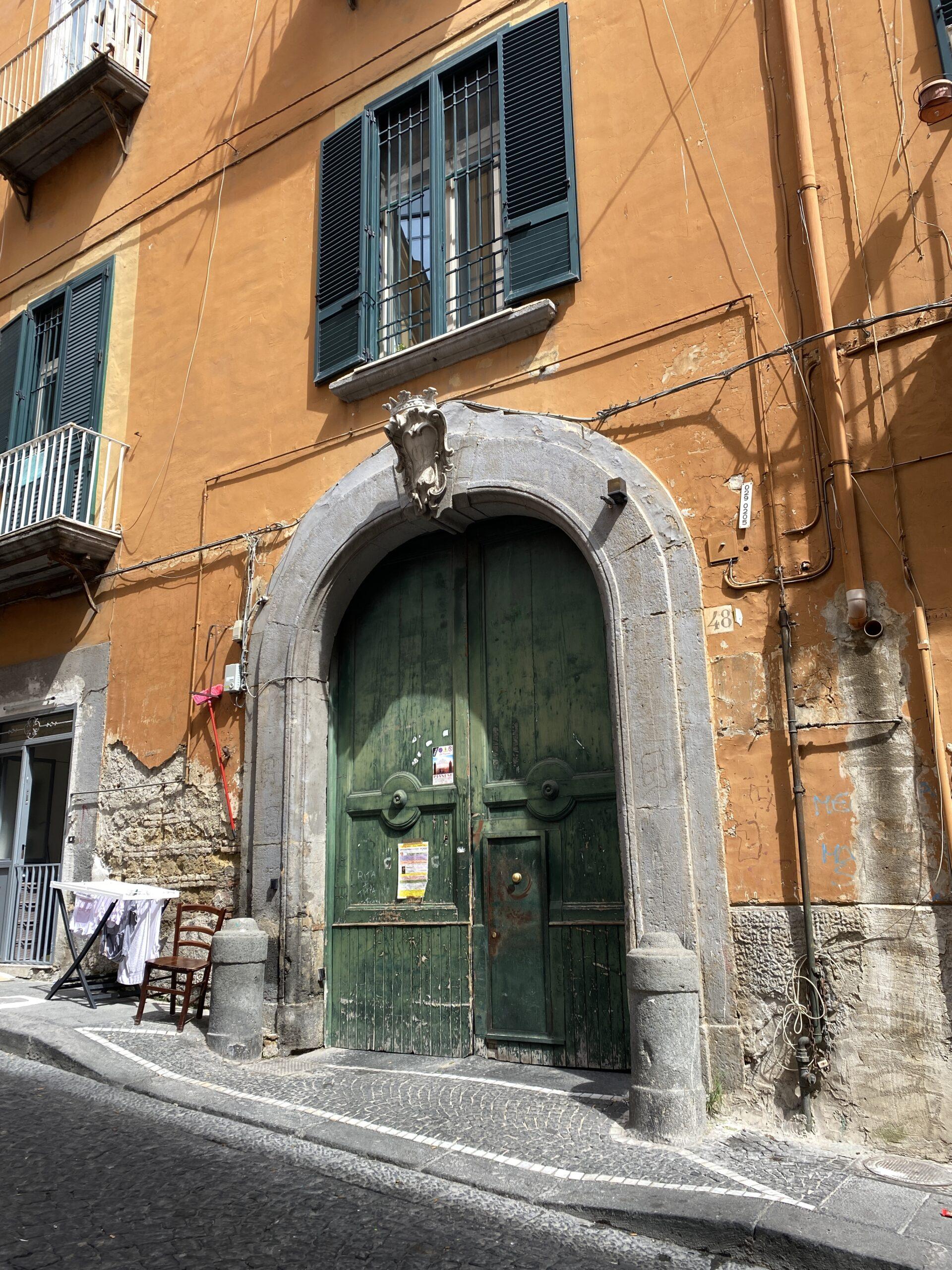 Napoli Centro Toledo adiacenze via Concezione a Montecalvario