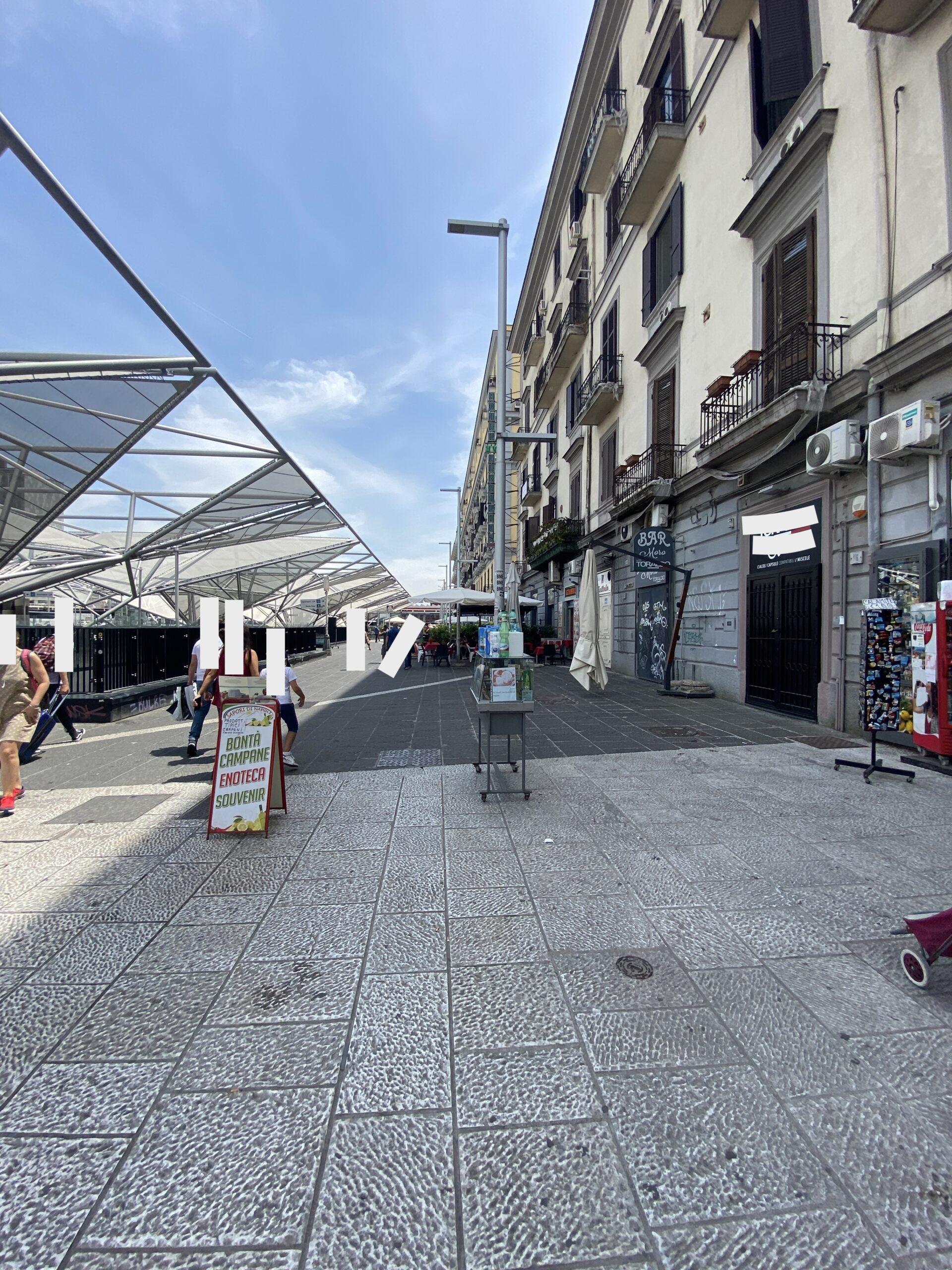 Napoli Centro Piazza Garibaldi